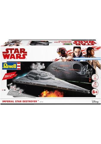 "Revell® Modellbausatz ""Build & Play - Disney Star Wars™ Imperial Star Destroyer™"", Maßstab 1:4000, (Set) kaufen"