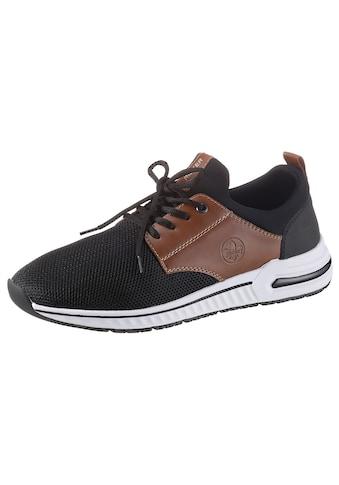 Rieker Sneaker, mit kontrastfarbenen Besätzen kaufen