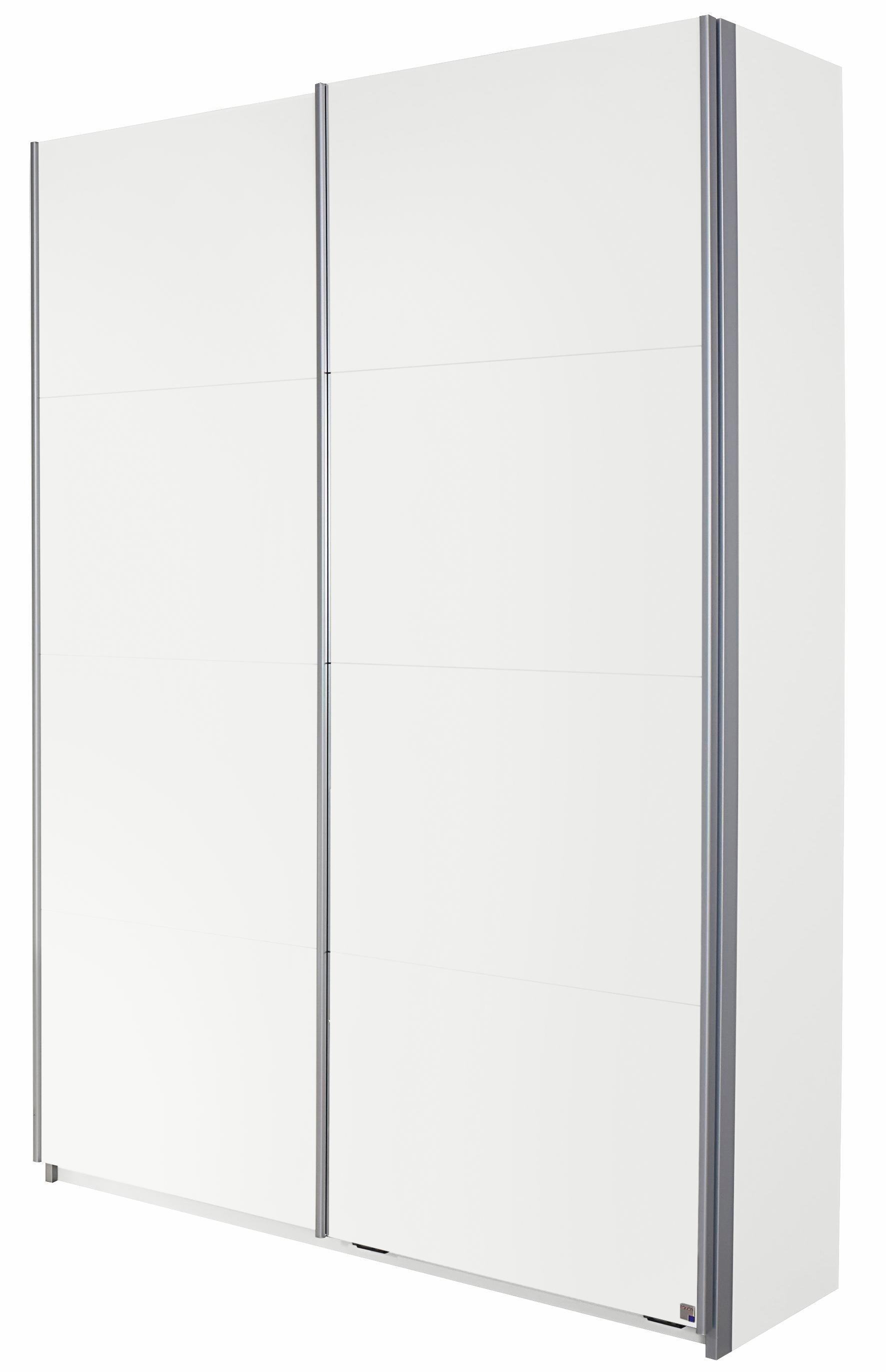 rauch Garderobenschrank Minosa Breite 136 cm   Flur & Diele > Garderoben > Garderobenschränke   Weiß   Melamin   Rauch