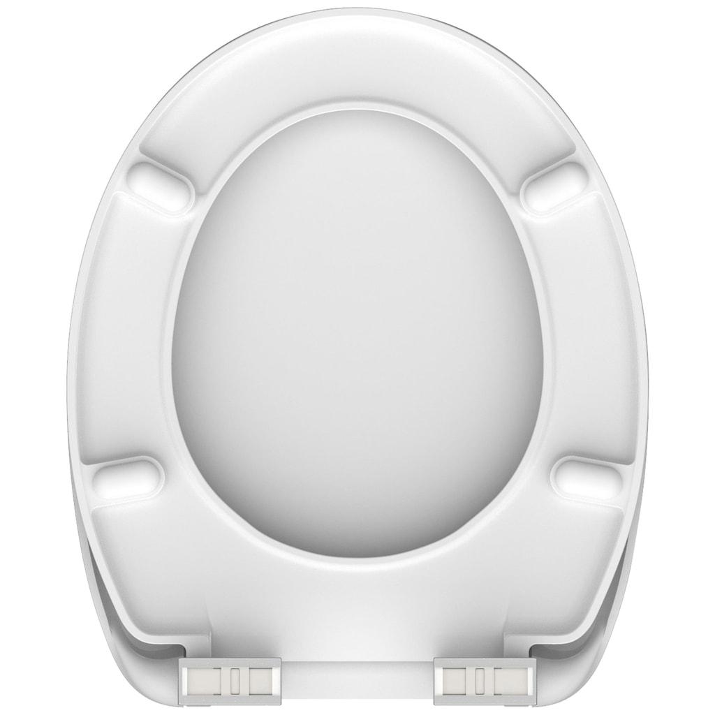 Schütte WC-Sitz »Yin & Yang«, mit Absenkautomatik