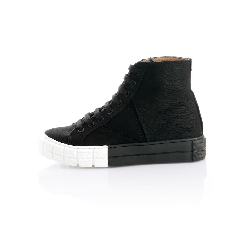 Alba Moda Sneaker, in Ankle-Form