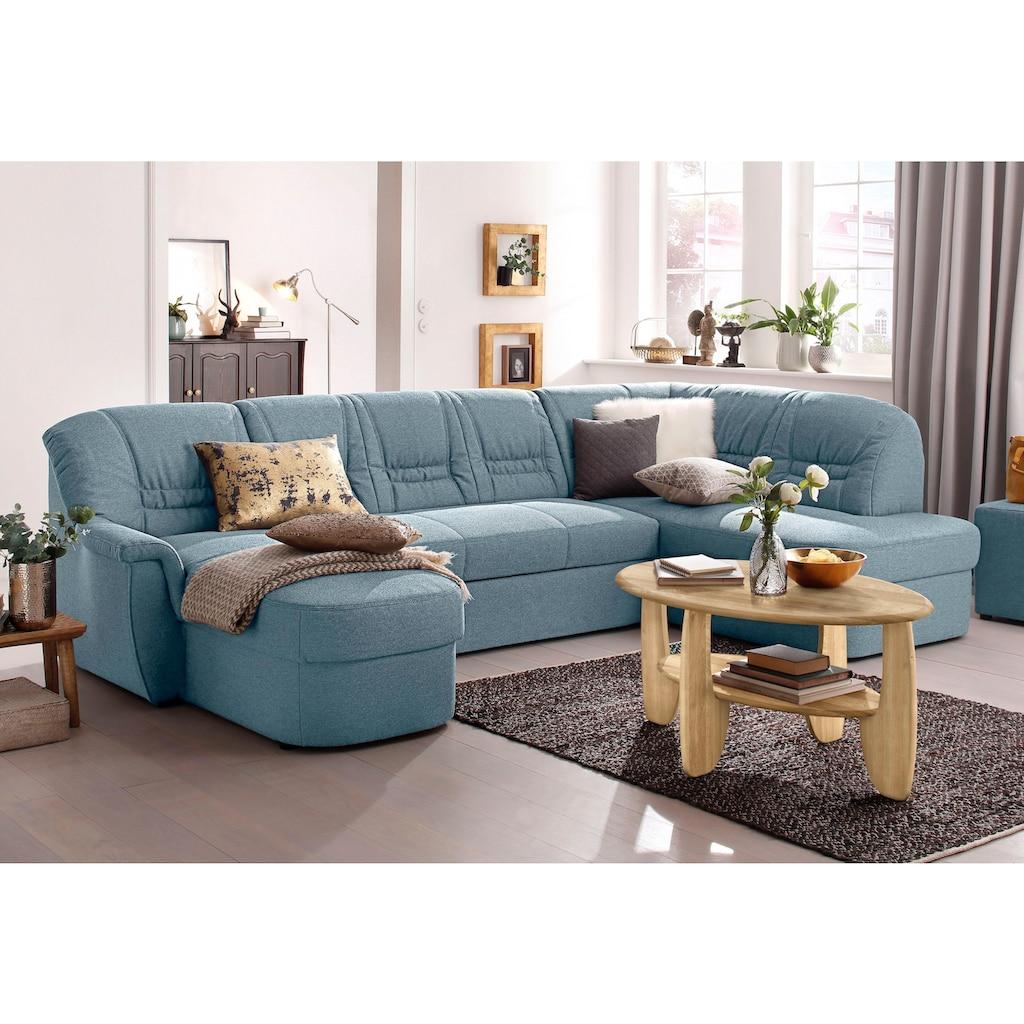 Premium collection by Home affaire Couchtisch, aus Massivholz Wildeiche oder Kernbuche FSC®-zertifiziert