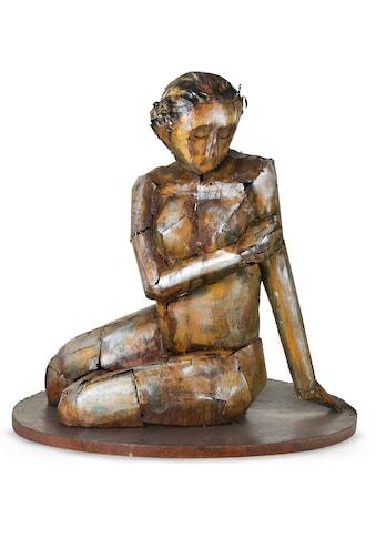 GILDE GALLERY Dekofigur »Skulptur Sinnliche Schönheit«, Dekoobjekt, Höhe 68 cm,... kaufen