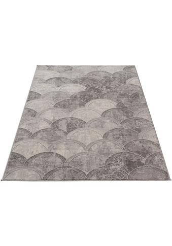 Sehrazat Orientteppich »Montana 3730«, rechteckig, 8 mm Höhe, Wohnzimmer kaufen