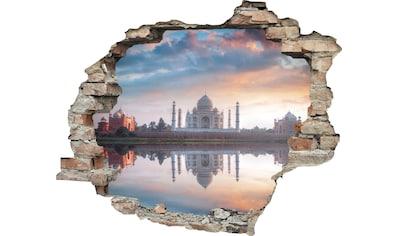 queence Wandtattoo »Taj Mahal« kaufen