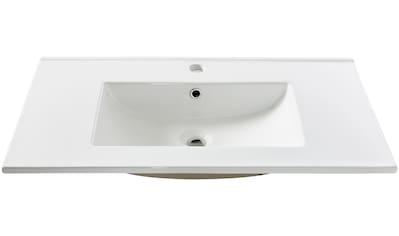 welltime Einbauwaschbecken »Trento«, Breite 81 cm kaufen