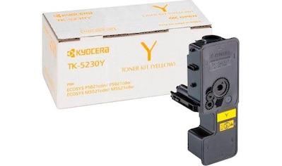 Kyocera Tonerpatrone »TK-5230Y, original, 1T02R9ANL0, gelb« kaufen