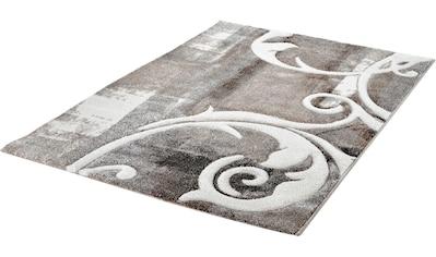 Obsession Teppich »My Acapulco 681«, rechteckig, 21 mm Höhe, Ornamente,... kaufen