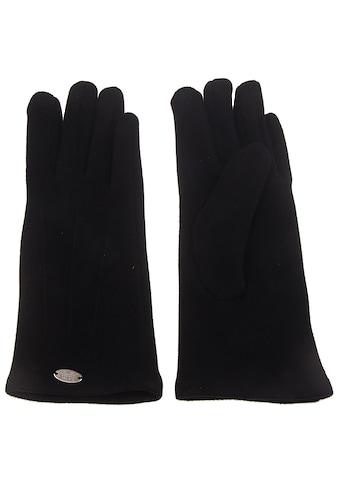 leslii Handschuhe mit tollen Ziernähten kaufen