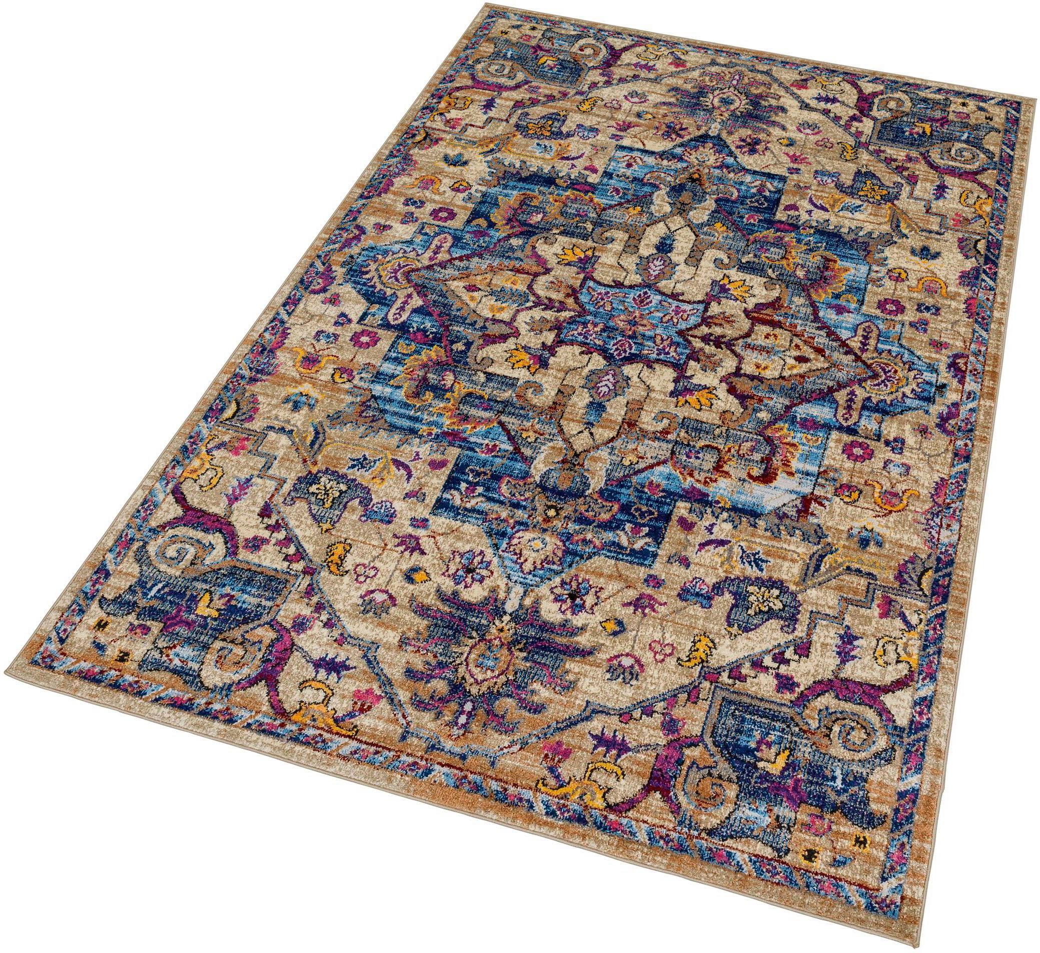 Teppich Catania 1813 ASTRA rechteckig Höhe 11 mm maschinell gewebt