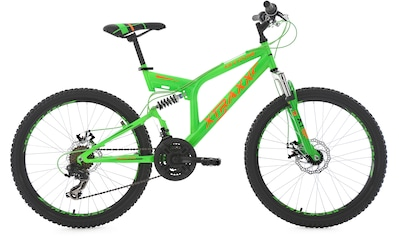 KS Cycling Jugendfahrrad »XTRAXX«, 21 Gang Shimano Tourney Schaltwerk, Kettenschaltung kaufen