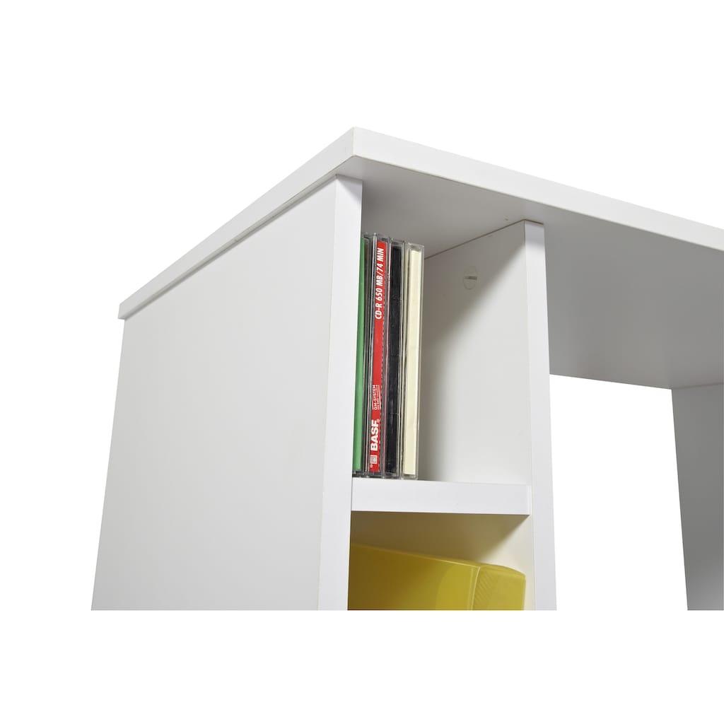 Maja Möbel Schreibtisch »Husum«, grifflose Optik