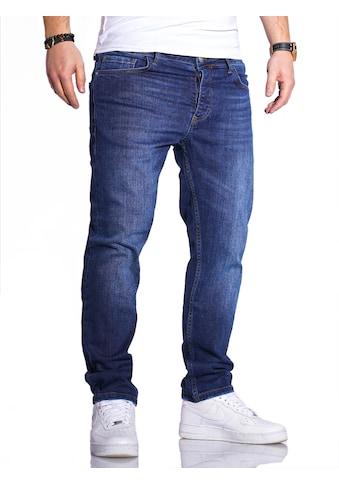 Rello & Reese Straight-Jeans »Nick«, im geraden Schnitt kaufen
