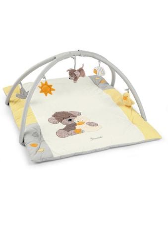 Sterntaler® Spielbogen »Hanno II und Baby Edda«, mit Krabbeldecke kaufen