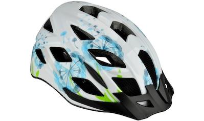 FISCHER Fahrräder Fahrradhelm »Fahrradhelm Urban Flower S/M«, Verstellbarer Innenring-System; mit beleuchtetem Innenring-System kaufen