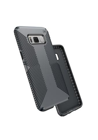 Speck HardCase »Presidio Grip Samsung Galaxy S8 Plus Graphite Grey« kaufen