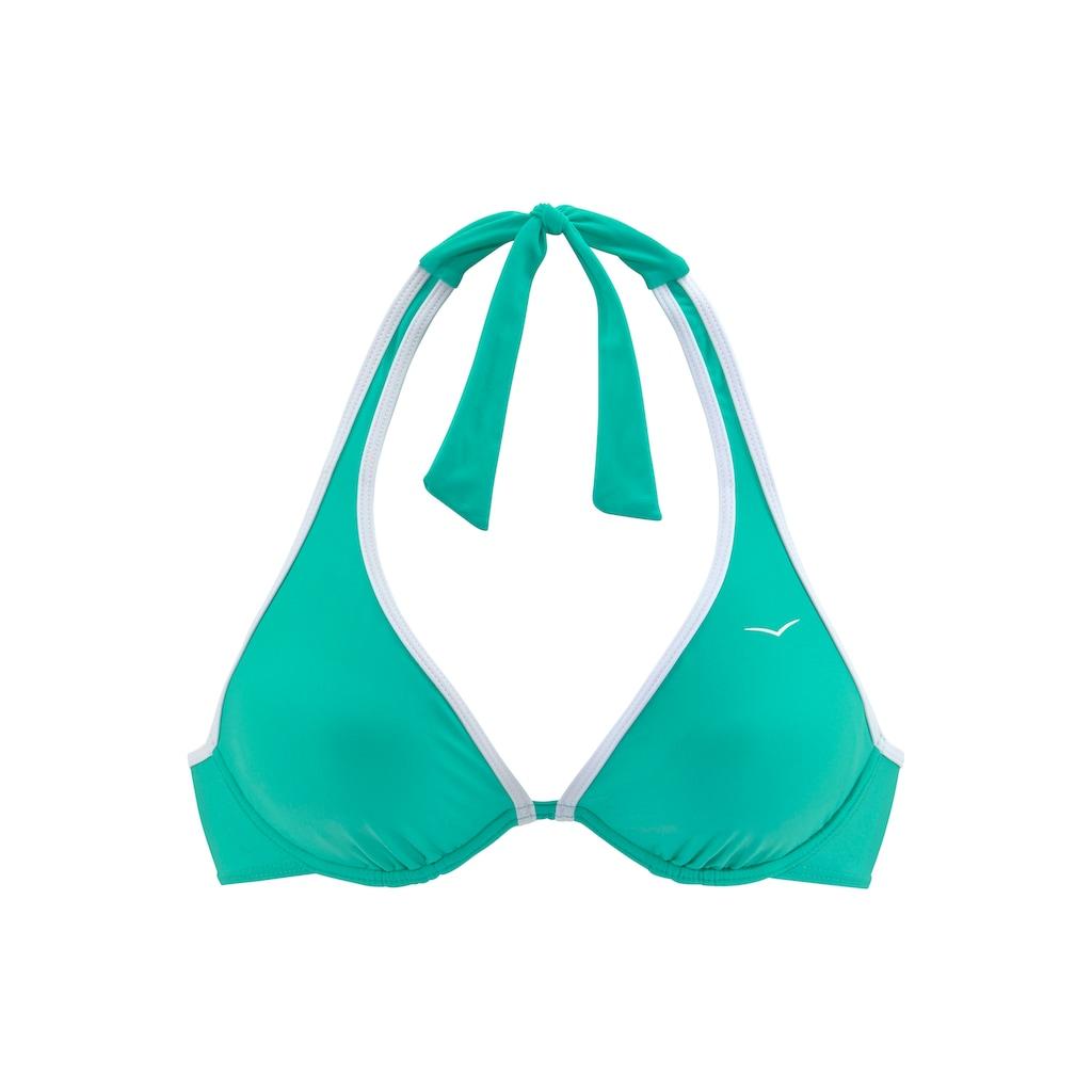 Venice Beach Bügel-Bikini-Top »L.A.«, mit Kontrastpiping
