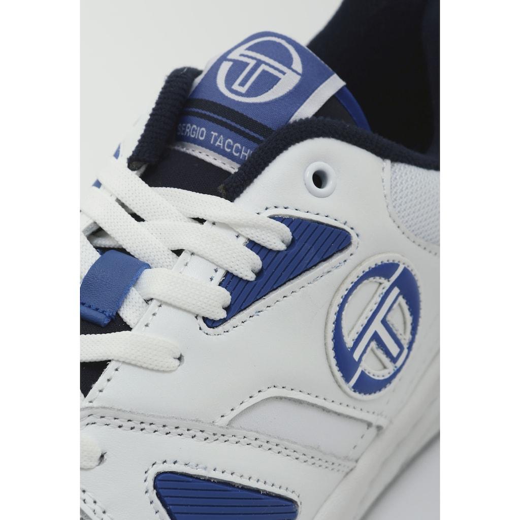 Sergio Tacchini Sneaker TOP PLAY LTH mit Logo und Schriftzug
