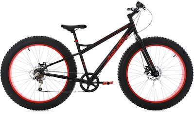 KS Cycling Fatbike »SNW2458«, 6 Gang Shimano Kettenschaltung kaufen