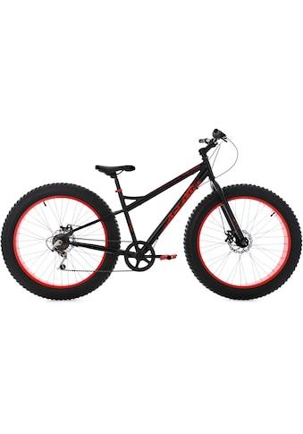 KS Cycling Fatbike »SNW2458«, Kettenschaltung kaufen