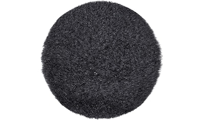 LUXOR living Hochflor-Teppich »Levanto Deluxe«, rund, 58 mm Höhe, mit Glanzgarn,... kaufen
