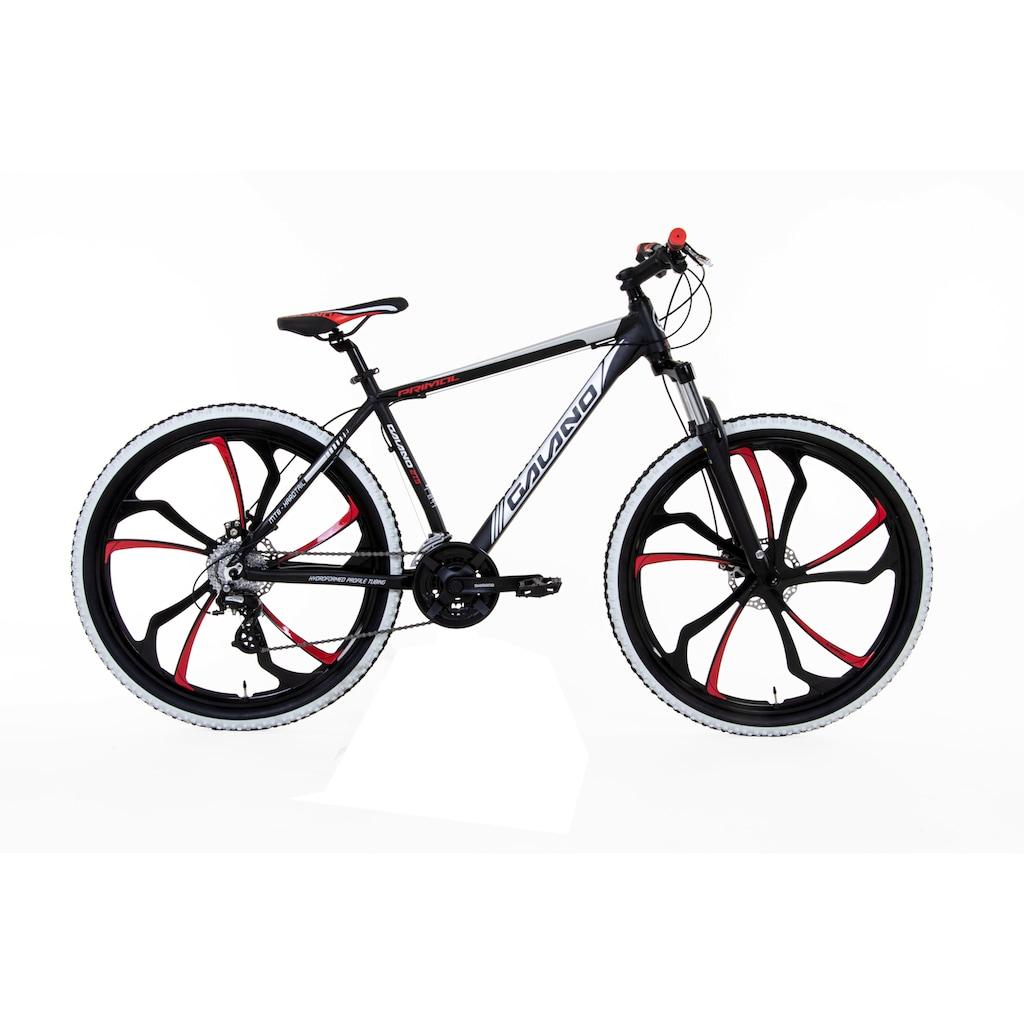 Galano Mountainbike »Primal«, 24 Gang, Shimano, Altus Schaltwerk, Kettenschaltung