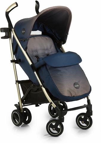 iCoo Kinder-Buggy »Pace Dressblue«, mit leichtem Aluminiumgestell kaufen