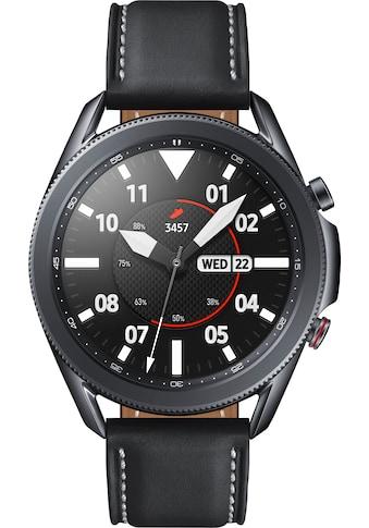 Samsung Smartwatch »Galaxy Watch 3, Edelstahl, 45 mm, LTE (SM-R845)«, ( Android Wear ) kaufen
