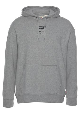 Levi's® Kapuzensweatshirt »LE T2 RELAXED GRAPHIC PO«, mit Logoprint kaufen