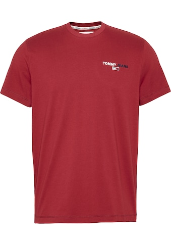 TOMMY JEANS T - Shirt »TJM CHEST CORP TEE« kaufen