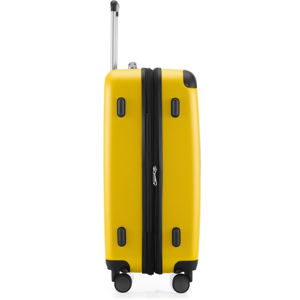 Hauptstadtkoffer Hartschalen-Trolley »Spree«, 4 Rollen