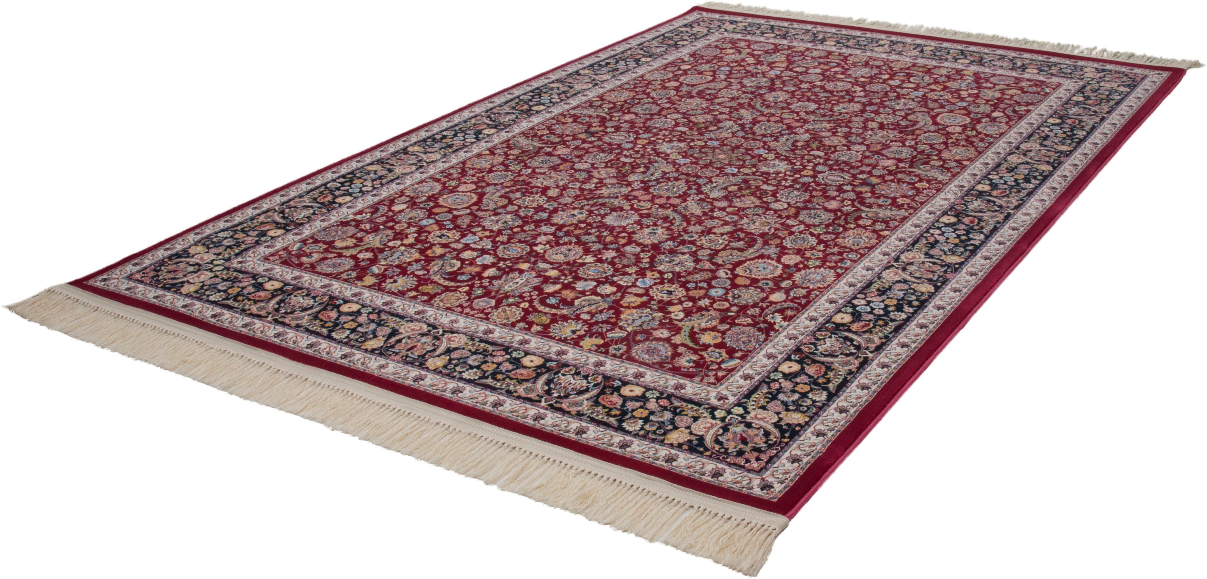 Orientteppich Isfahan 902 LALEE rechteckig Höhe 10 mm maschinell gewebt