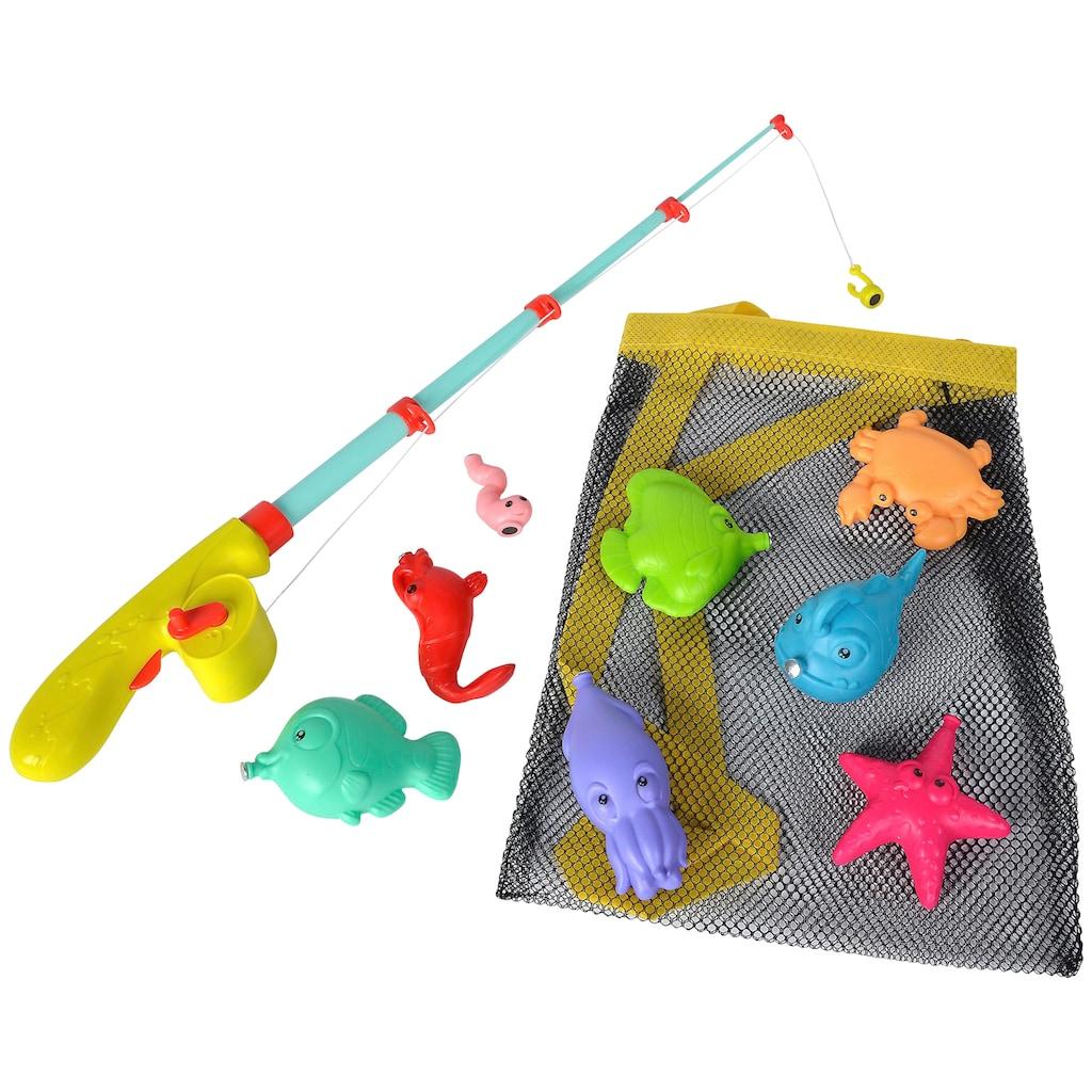 SIMBA Spielzeug-Gartenset »Großes Magnet Angelspiel«