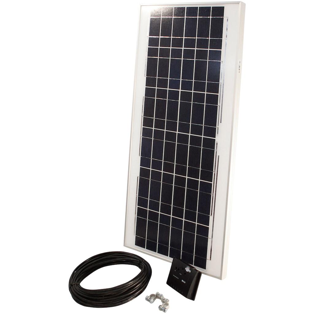 Sunset Solarmodul »Solarstrom-Einsteiger«, 45 Watt 12 V