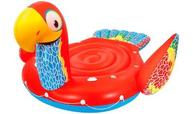 BESTWAY Badeinsel »Float'N Fashion™ Riesen Papagei«, BxLxH: 388x475x205 cm kaufen