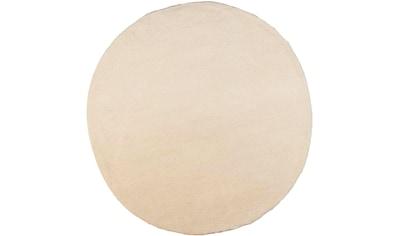 THEKO Wollteppich »Taza Royal«, rund, 24 mm Höhe, echter Berber, reine Schurwolle,... kaufen