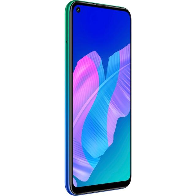 Huawei P40 lite E Smartphone (16,23 cm / 6,39 Zoll, 64 GB, 48 MP Kamera)
