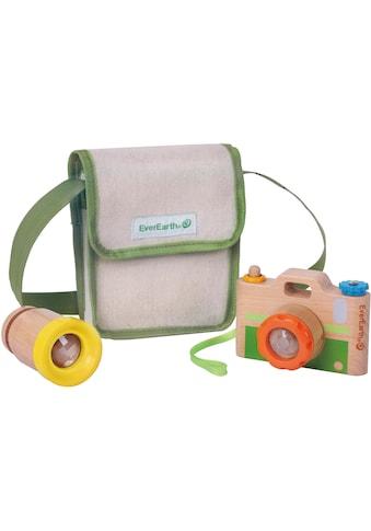 EverEarth® Spielzeug-Kamera, mit Fernrohr und Umhängetasche kaufen