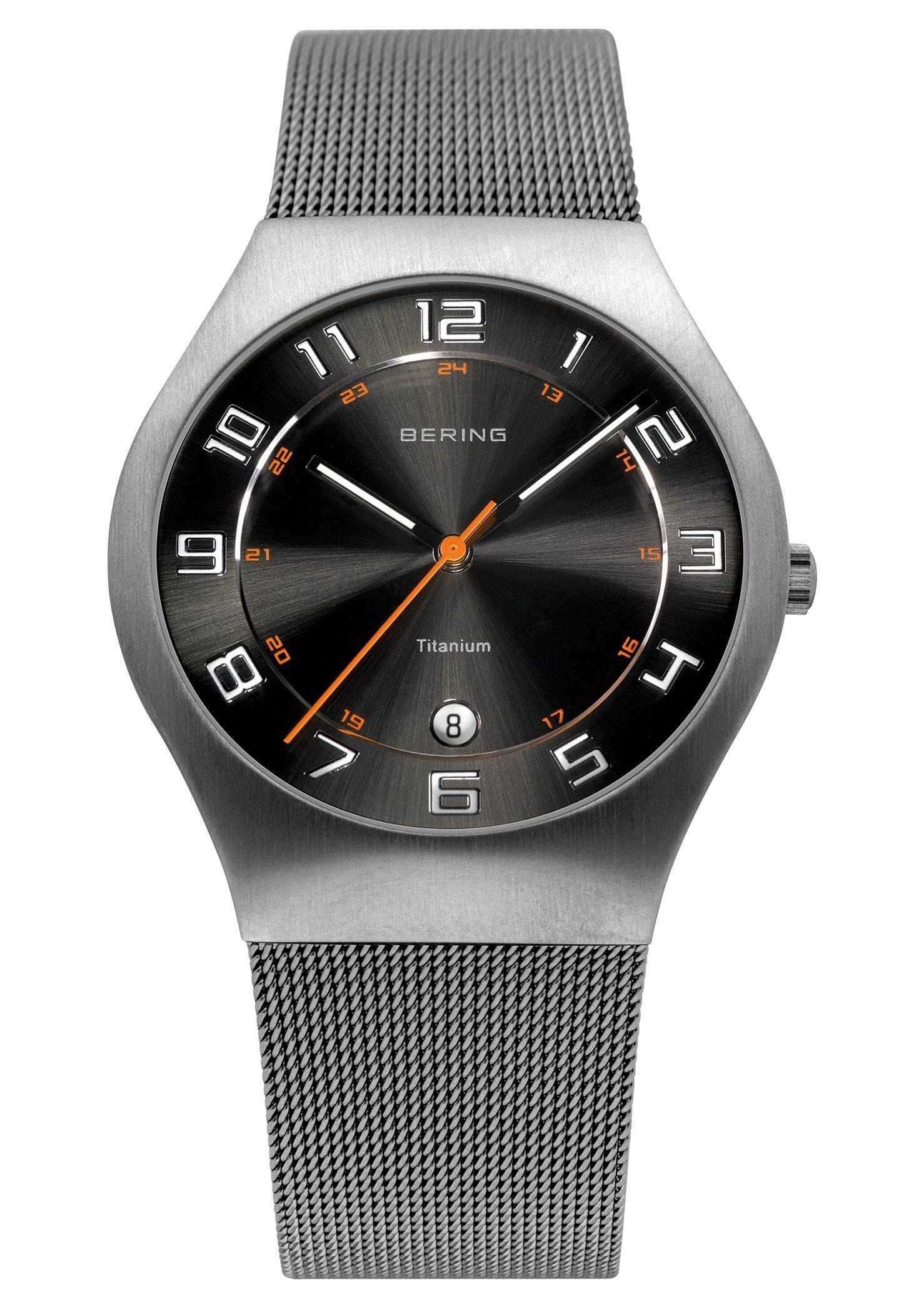 Bering Titanuhr 11937-007 | Uhren > Titanuhren | Bering