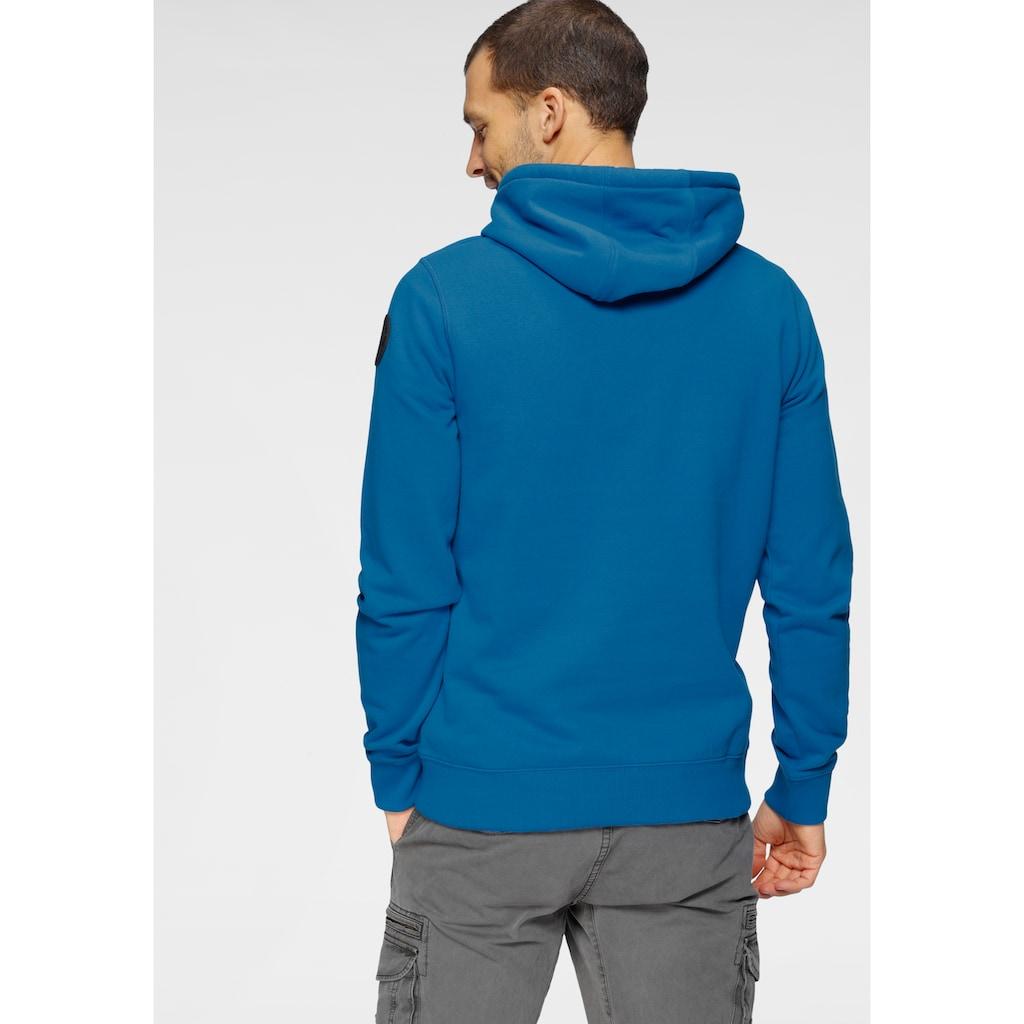 PME LEGEND Kapuzensweatshirt, mit Kängurutasche
