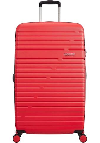 American Tourister® Hartschalen-Trolley »Aero Racer, 79 cm, poppy red«, 4 Rollen kaufen