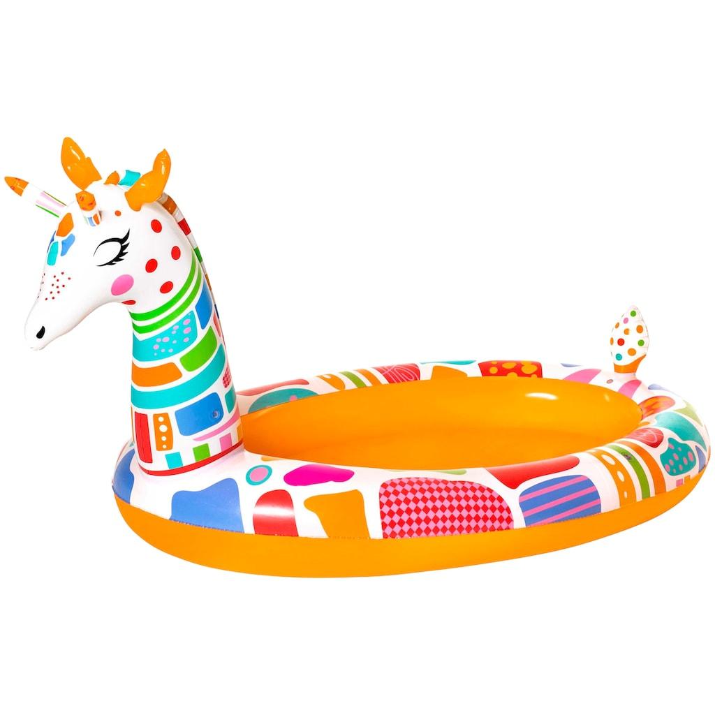 Bestway Planschbecken »Groovy Giraffe«, BxLxH: 157x266x220 cm
