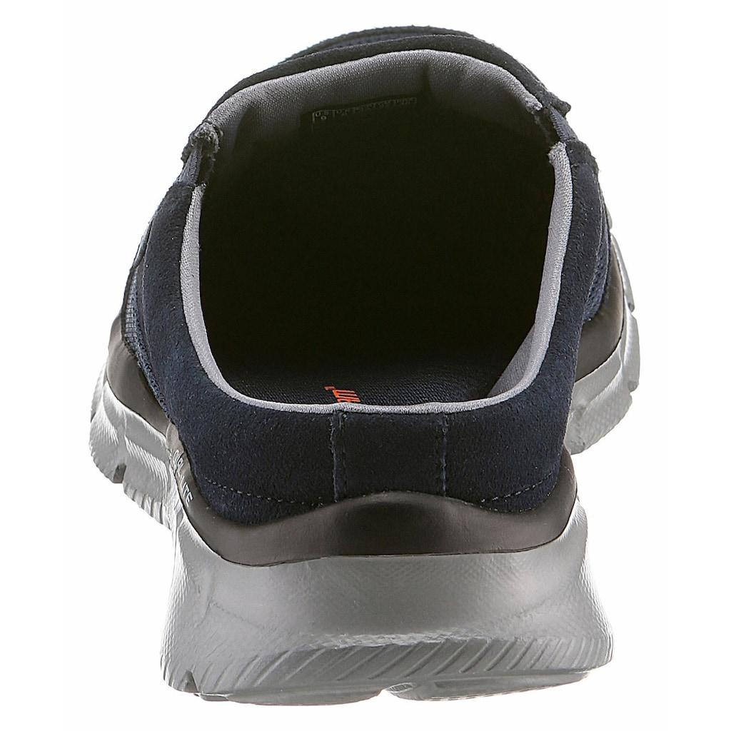 Skechers Clog »Equalizer Coast to Coast«, mit seitlichen Gummizügen