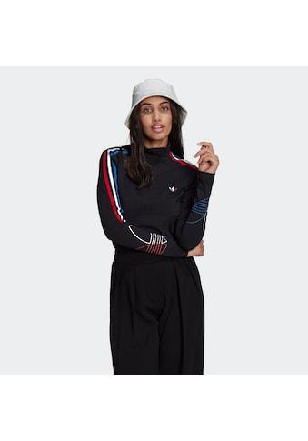 adidas Originals Langarmshirt »ADICOLOR TRICOLOR LONGSLEEVE« kaufen