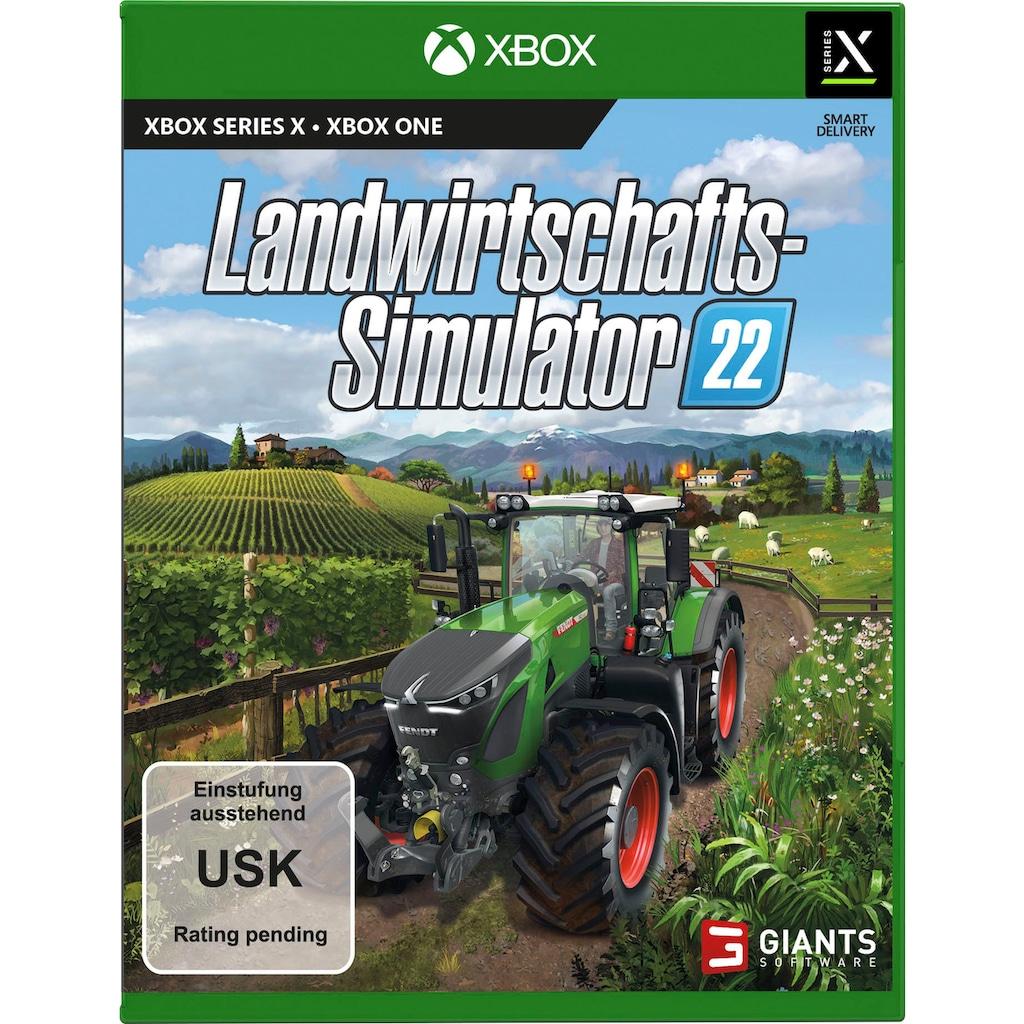 Astragon Spiel »Landwirtschafts-Simulator 22«, Xbox Series X-Xbox One