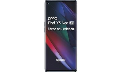 """Oppo Smartphone »Find X3 Neo 5G«, (16,64 cm/6,55 """", 256 GB Speicherplatz, 50 MP Kamera) kaufen"""