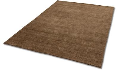 ASTRA Wollteppich »Maria«, rechteckig, 10 mm Höhe, reine Wolle, Kurzflor, Wohnzimmer kaufen