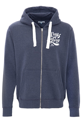 Way of Glory Kapuzensweatjacke kaufen