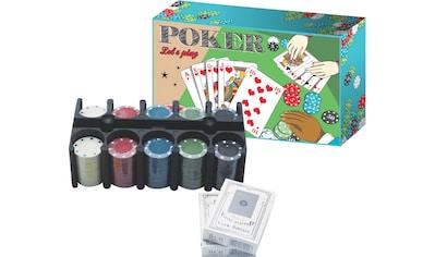 Retr-Oh! Spiel »Poker Set« kaufen