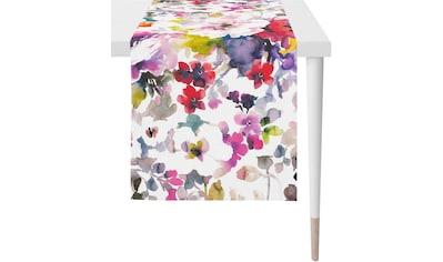 APELT Tischläufer »1705 Summergarden«, (1 St.), Digitaldruck kaufen